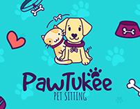 PawTukke Pet Sitting - Brand Identity