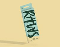 Raws — Branding & Packaging