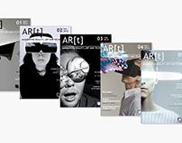 AR Lab magazines