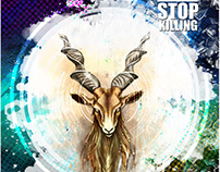 Stop Killing add Campaign