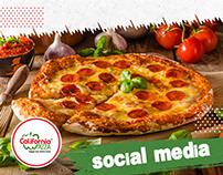 California Pizza (pitch work)