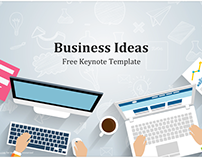 Business Ideas - Free Keynote Template