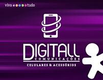 Digitall Comunicações - VIVO