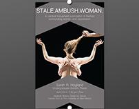 STALE.AMBUSH.WOMAN. Poster