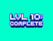 LVL 10: COMPLETE