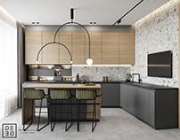 DE&DE/Eco minimalism apartment