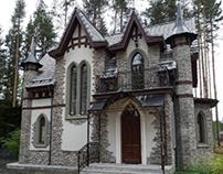 PRIVATE HOUSE architecture and design  180 м² 2013
