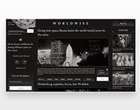 WorldWise News Website