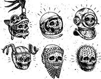 Helmets Pattern