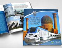 "Discovery the Silk Road with ""Uzbekistan Railways"""