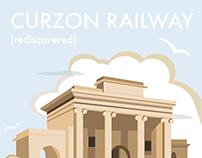 Poster Design - Curzon Railway
