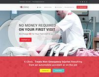 Clinic Mockup