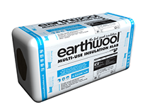 Earthwool Multi-Use Insulation Slab Packaging