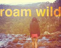 "Winnebago Rebranding Campaign :: ""Roam Wildly"""