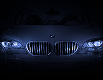 BMW EGYPT- YOU NEVER KNOW WHAT'S WAITING IN THE DARK!