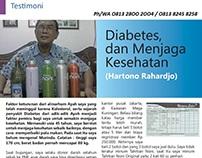 Cara Mengobati Diabetes Secara Alami dan PATENT