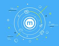 Moneypool: Branding + Redes sociales.