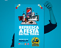 The Pepsi Project - Integrated Campaign