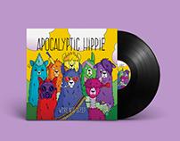 Apocalyptic Hippie Album Design