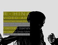 Video Art / Rohina