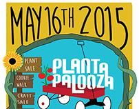 Plantapalooza Advertising Campaign