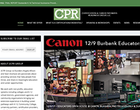 2CPR Group - Web Design