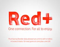 Vodafone Red+
