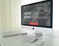 Verus Media Redesign