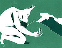 EMBLA & ASK | Norse Myths Picturebook