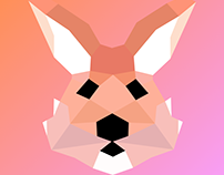 🐰 Bunny Illustration