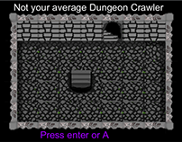 Not Your Average Dungeon Crawler