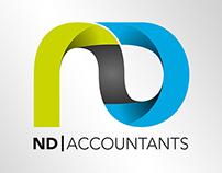 Logo Design ND Accountants