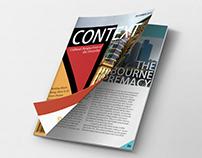 Context Magazine Design