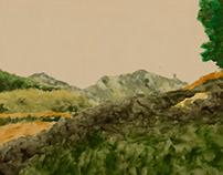 The Madeloc mountain 360º