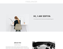 Freelancer Theme