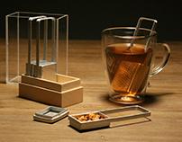 4TEA | Leaf tea infusers set