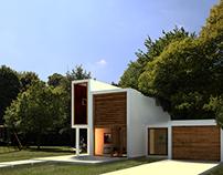 3D House Integration
