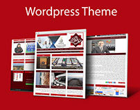 Wordpress Theme - Saifalmuzaini
