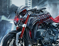Ultron bike