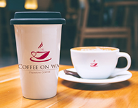 Coffee logo & business cards