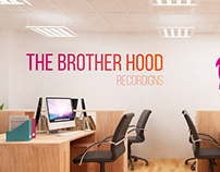 Branding // The Brother Hood Recordigns