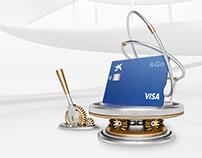 Caixa Bank Ilusiones // CGI