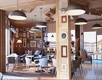Restaurant /part One/