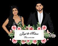 SnapChat Geo Filter For Wedding