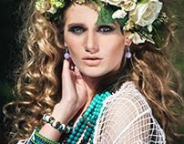 Heather In Florals