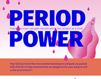 Period Power Infographic