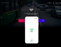 Live Bus Tracking App [Concept]
