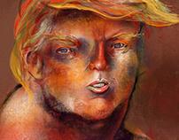 President's Day Portrait