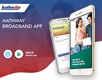 Hathway Broadband by Hathway Cable & Data Com Ltd.