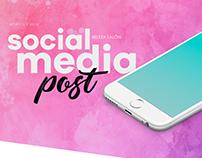 Social Media - Beleza Salón